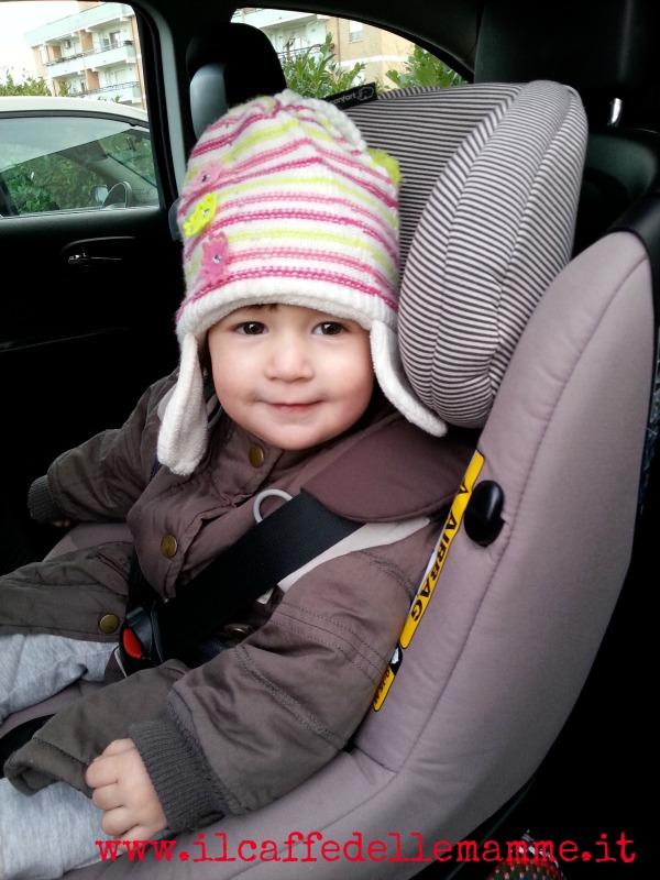 I bambini in auto