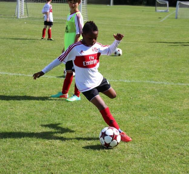 Da grande farà il calciatore – Milan Junior Camp