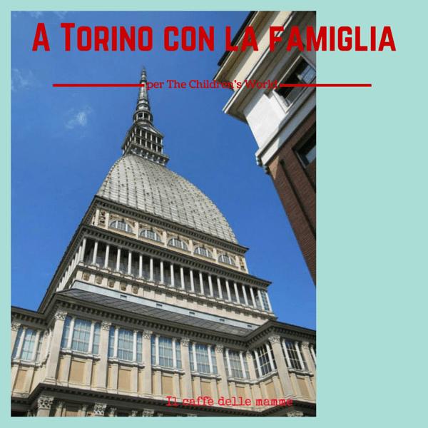 A Torino con la famiglia
