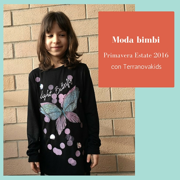 Moda bimbi primavera estate 2016