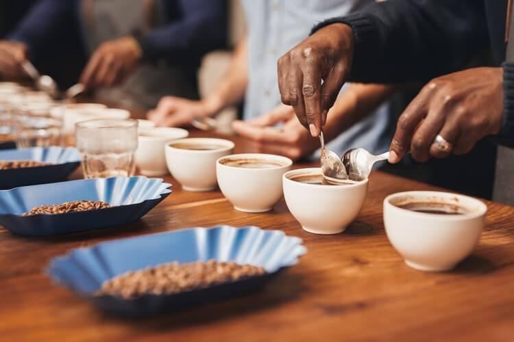 IL SENSO DEL CAFFÈ, IL  TEMPO DELLA DEGUSTAZIONE