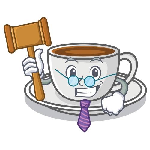 IL GIUDICE SPORTIVO HA SERVITO UN CAFFÈ AL TAVOLINO ALLA JUVENTUS