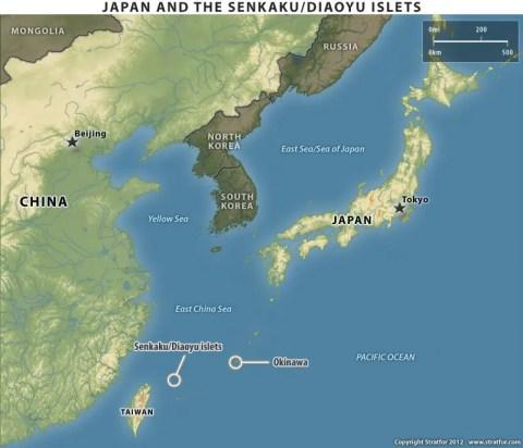 La mappa della discordia