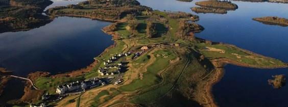 Lough Erne, luogo dove si svolge il G8 2013