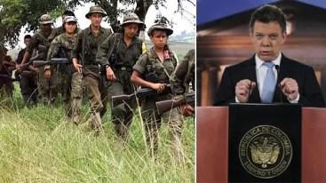 Il dialogo tra le FARC e il Presidente Juan Manuel Santos produrra' gli effetti sperati?