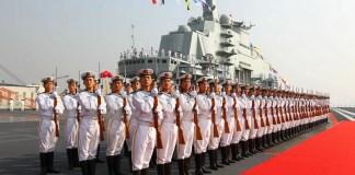 La Liaoning, la prima portaerei cinese