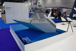 Fig, 2 - Prototipo di Naval Platform Launcher di UVision