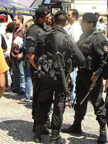 BOPE Rio de Janeiro foto
