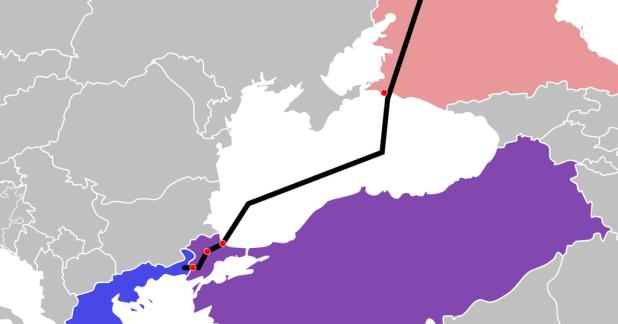 Il Turkish Stream