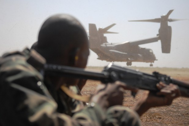 Mali_soldier_during_Exercise_Flintlock