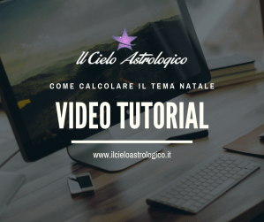 video tutorial tema natale