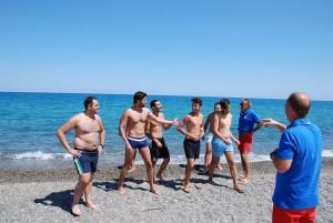 Corso bagnino luglio 2015 a Cirò Marina (32)