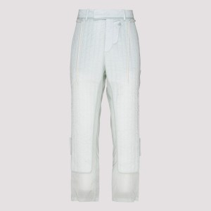 Craig Green - Fitted Quilted Panel Trousers A - (a) Clothing Xxs@l