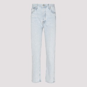 Re/done - Light Blue High-waist Jeans H - (h) Clothing Denim It@30