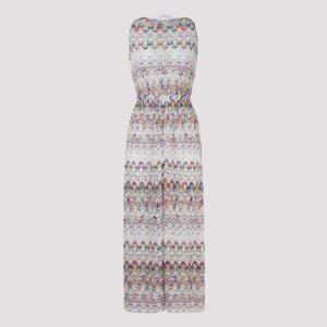 Missoni Mare - Multicolor Knitted Jumpsuit 42
