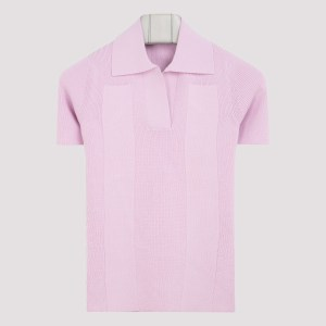 Jacquemus - Light Pink Sweater Polo 34