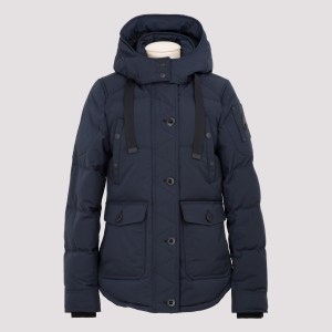 Moose Knuckles - Godbout Navy Down Jacket M