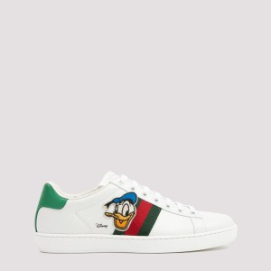 Gucci - Gucci Ace Donald Duck Sneakers 40