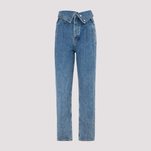 Re/done - Re/done 80s Fold Over Jeans 28