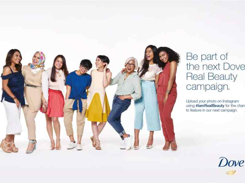Discuss Case Study for Doves Campaign for Real Beauty