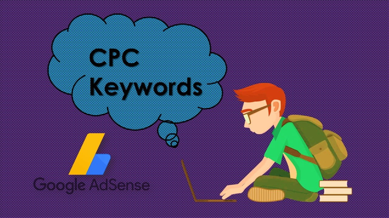 Highest paid advertisement CPC Keywords for Adsense - ilearnlot