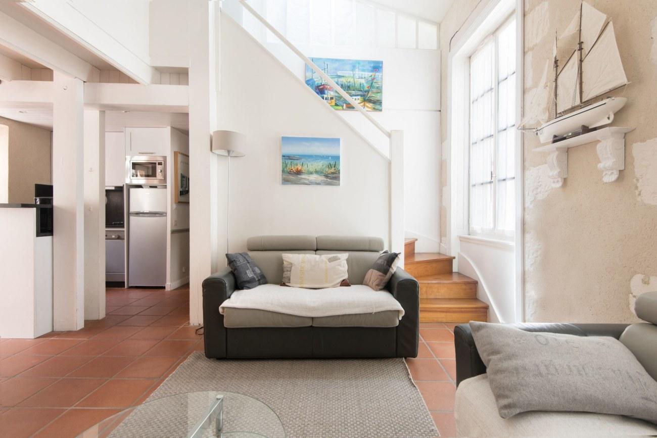 location appartement fauvette île de ré