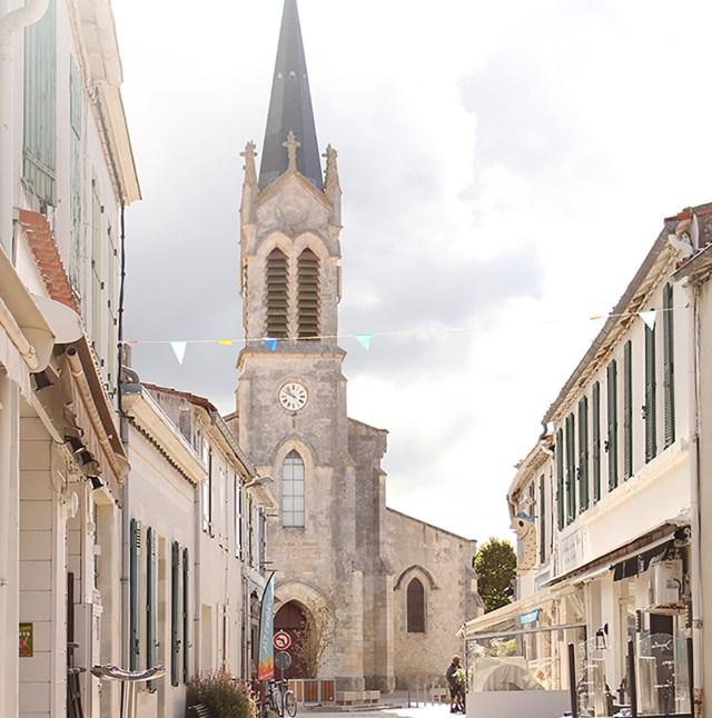 Eglise La Couarde