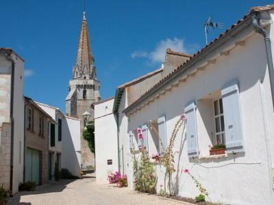 Rues Sainte Marie de Ré