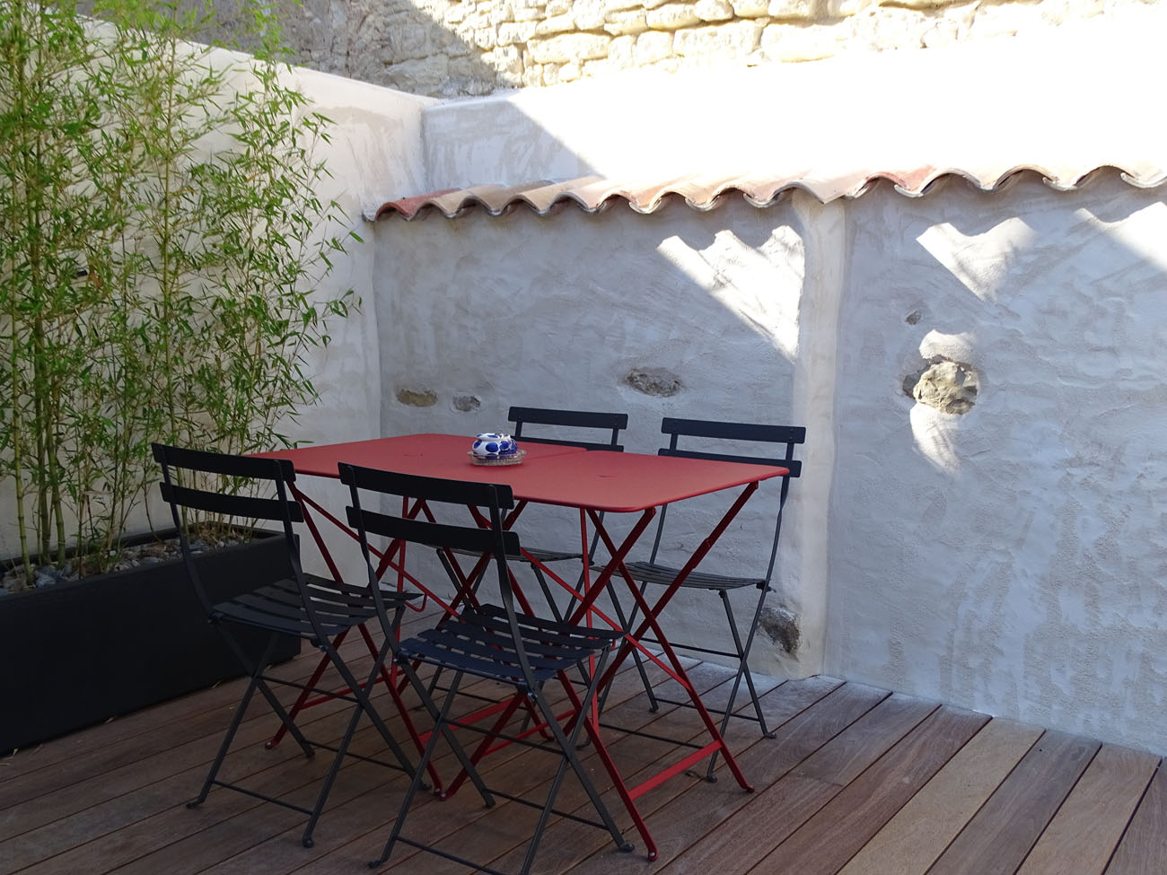 Location Appartement Ile de Ré - Bastingage - Terrasse