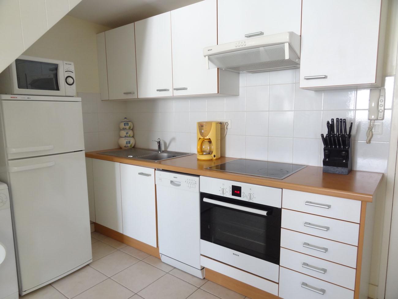 Location Appartement Ile de Ré - Civelle - Cuisine