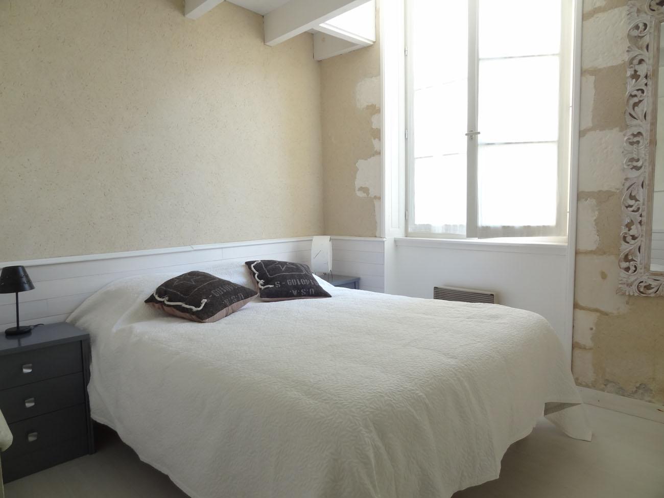 Location Appartement Ile de Ré - Fauvette - Chambre 1