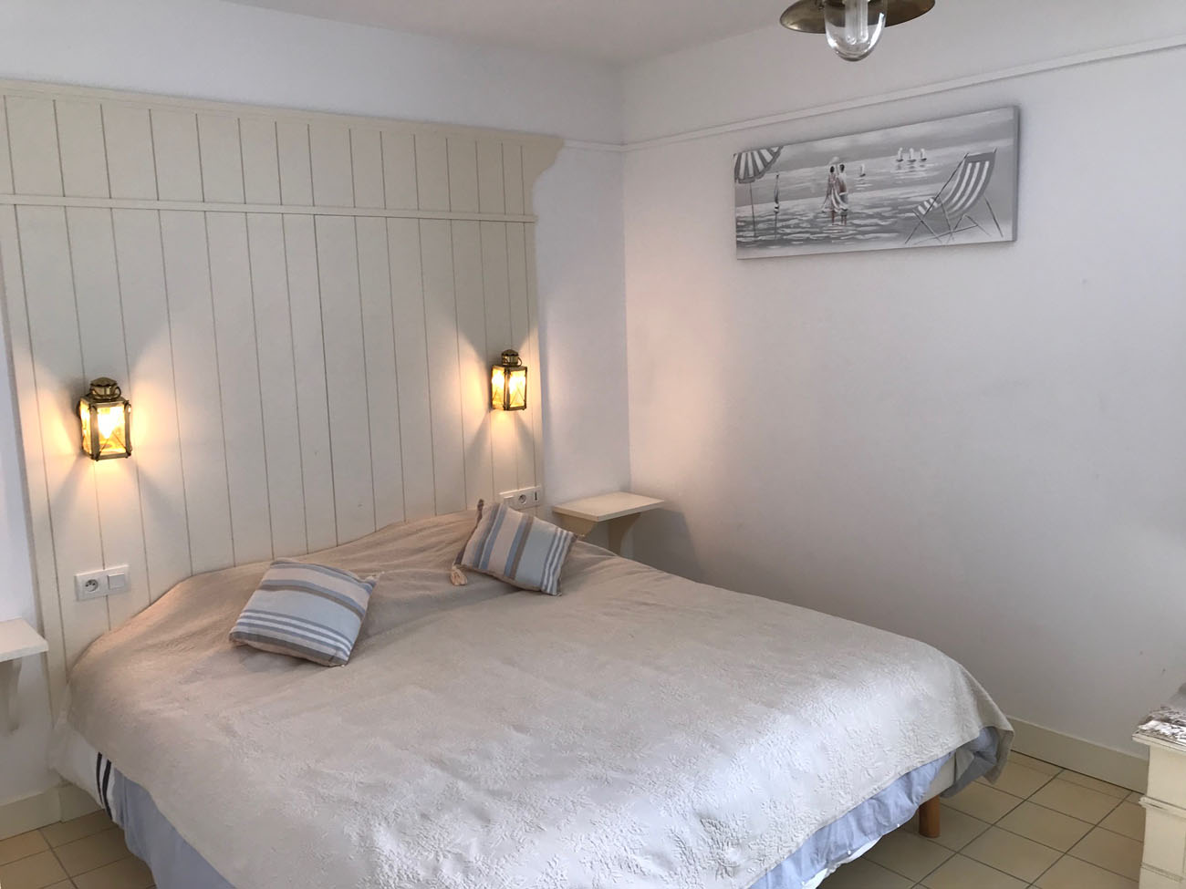 Location Appartement Ile de Ré - Jolie-Brise - Chambre