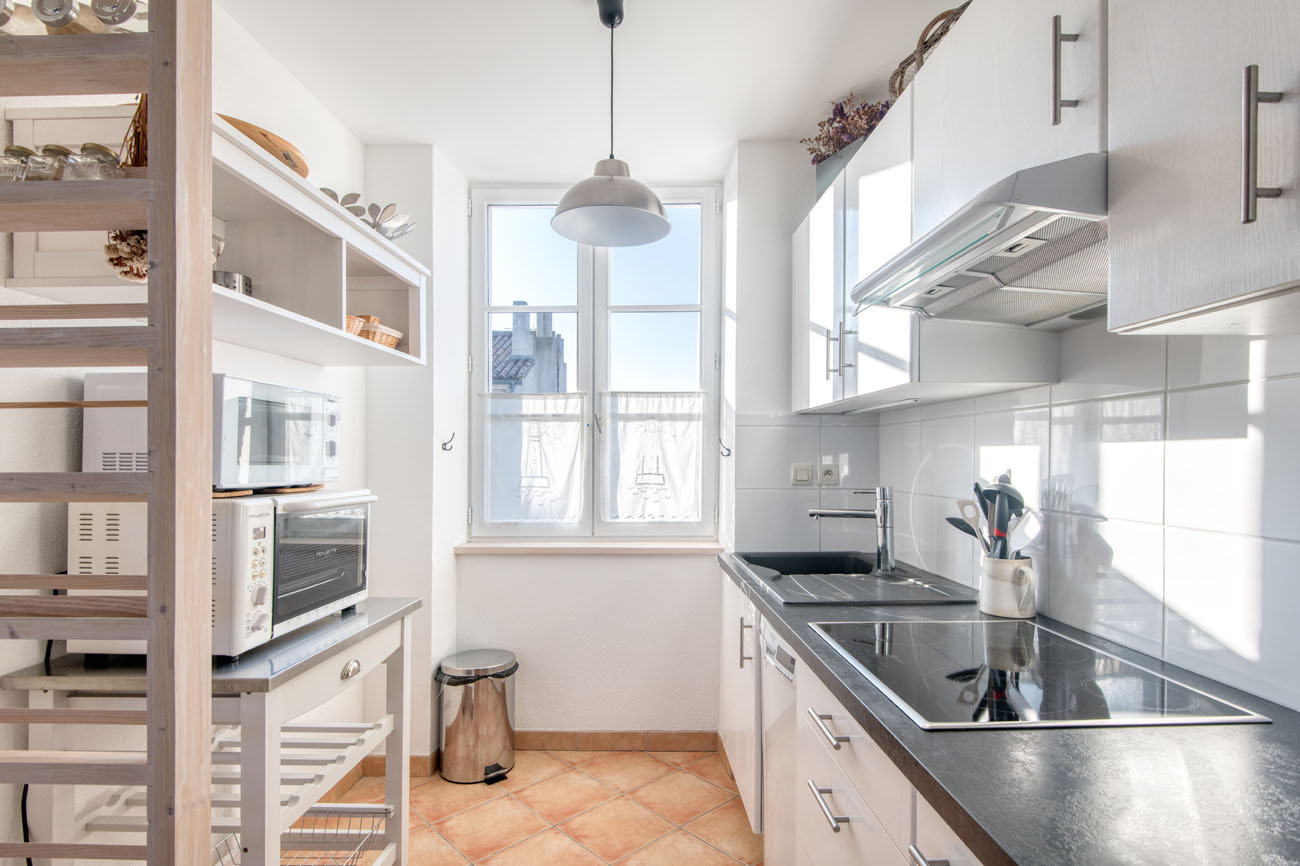 Location Appartement Ile de Ré - Natice - Cuisine