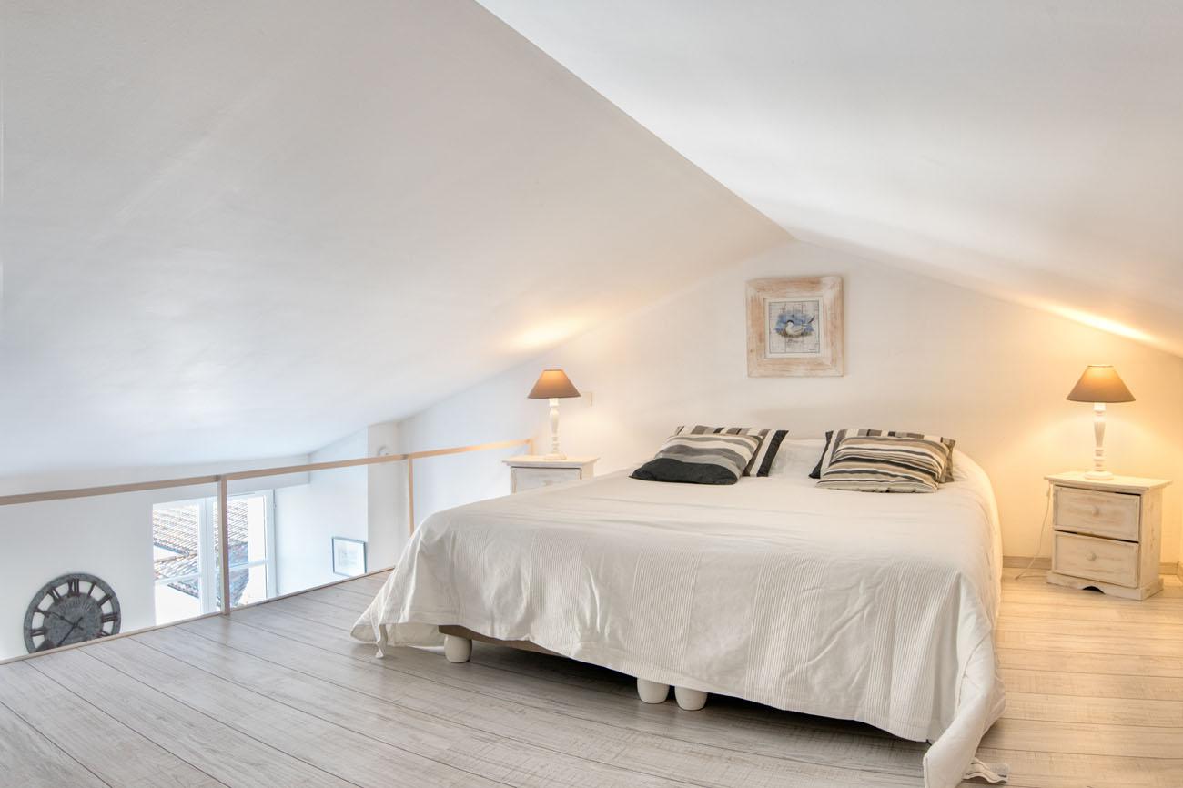 Location Appartement Ile de Ré - Natice - Chambre