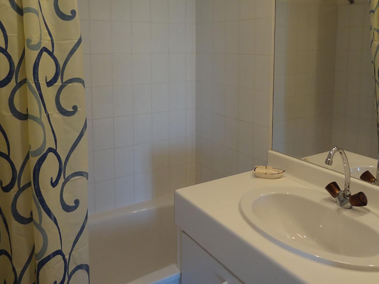 Location Appartement Ile de Ré - Ombrine - Salle de bain