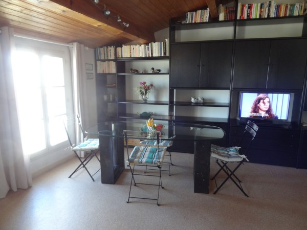 Location Appartement Ile de Ré - Ombrine - Salon