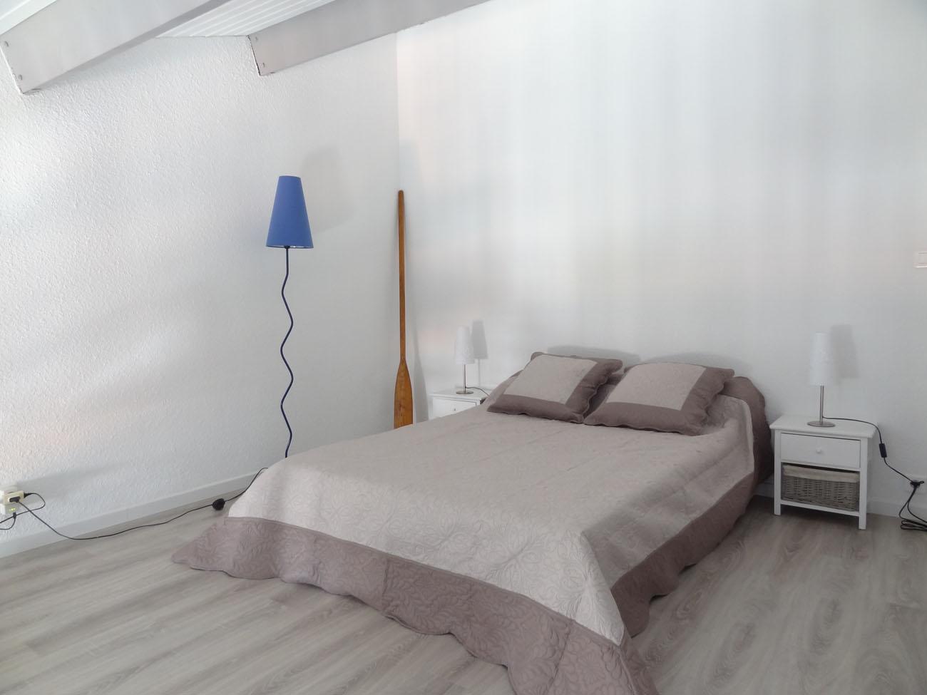Location Appartement Ile de Ré - Palombe - Chambre