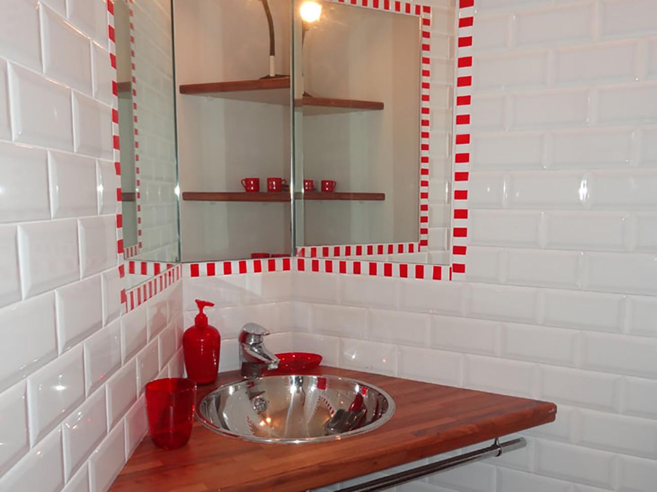Location Maison Ile de Ré - Campanule - Toilettes