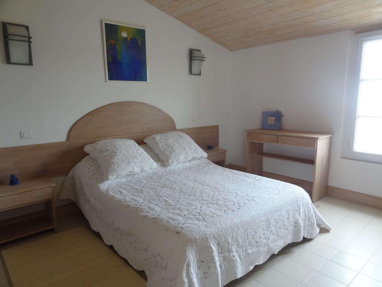Location Maison Ile de Ré - Campanule - Chambre 2