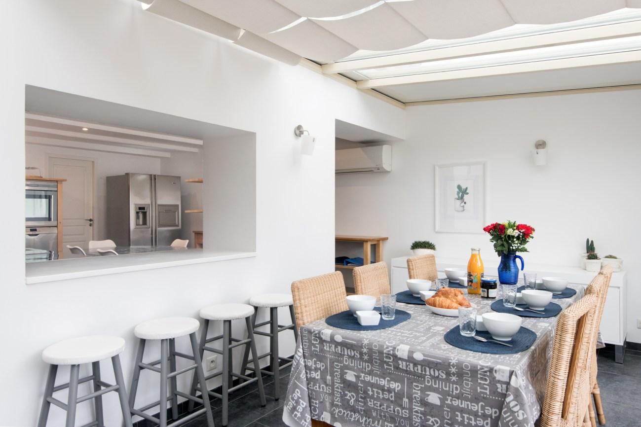 Location Maison Ile de Ré - La Suite - Cuisine
