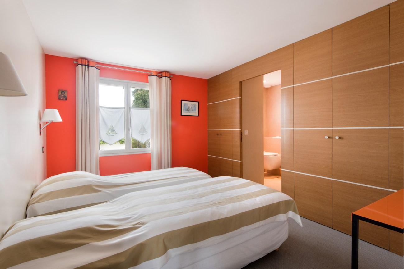 Location Maison Ile de Ré - Thalaos - Chambre 1