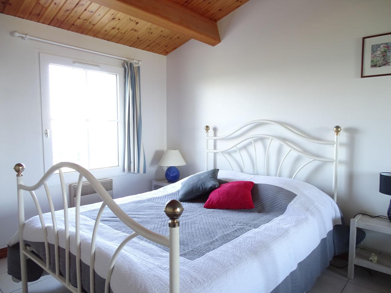 Location Maison Ile de Ré - Trémière -Chambre