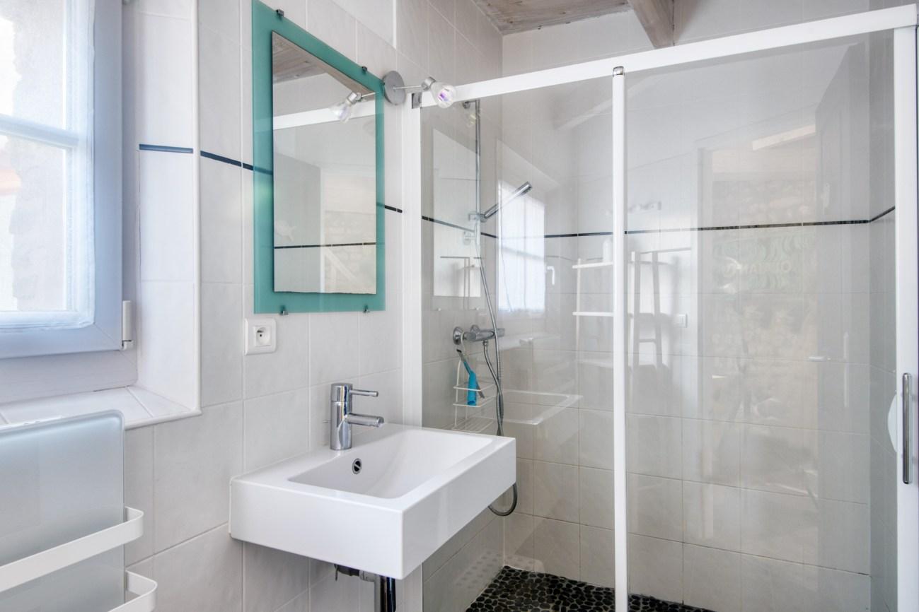 Location Maison Ile de Ré - Valériane - Salle de bain