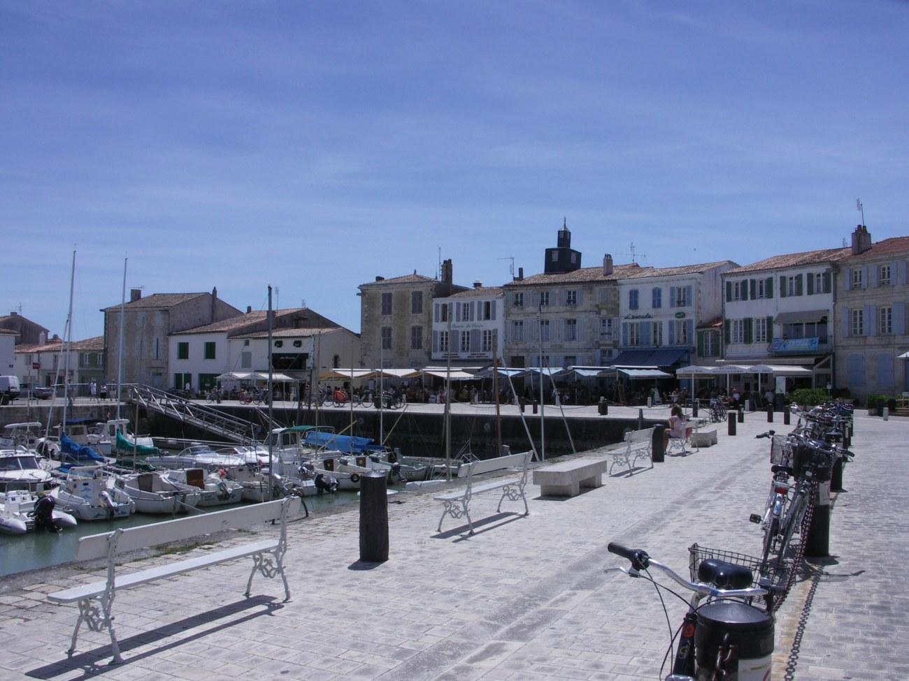 Port de La Flotte ile de Ré