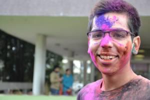 Holi (festival de couleurs)