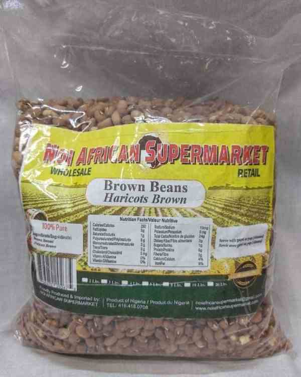 Brown Beans - Small