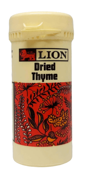 Lion Dry Thyme