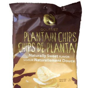 The Noble Snack - Plantain Chips 1