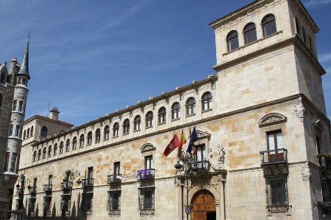 Palacio de los Guzmanes Diputación de León