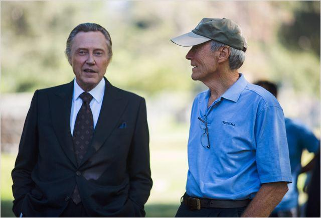 Christopher Walken et Clint Eastwood